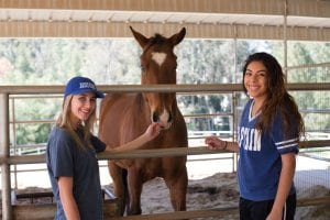 San Diego Christian College makes impact home base ranch