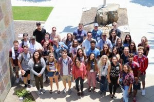 San Diego Christian College connect day celebrates incoming hawks