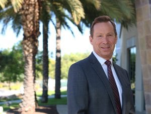 San Diego Christian College Director of Aviation Dr. John Andersen
