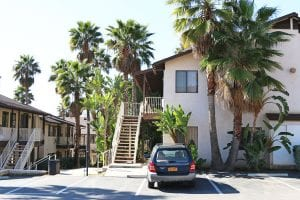 San Diego Christian College resident apartments