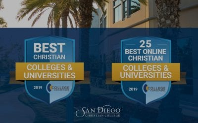 San Diego Christian College is Among the Best Christian Colleges & Universities for 2019