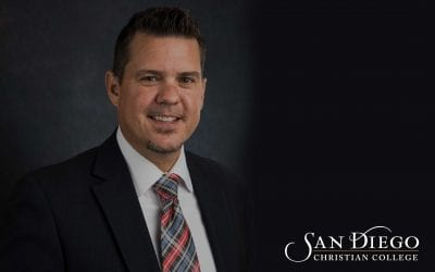 DR. KEVIN CORSINI APPOINTED ELEVENTH PRESIDENT OF SAN DIEGO CHRISTIAN COLLEGE