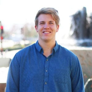 Garrett Lawley, Admissions Counselor